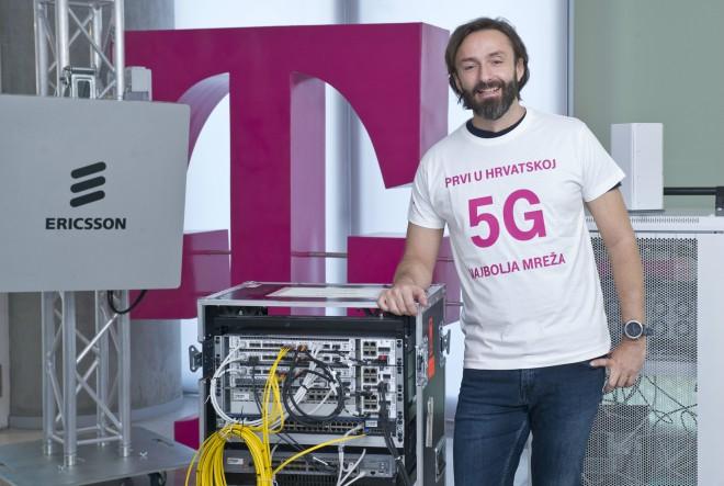 Javnu demonstraciju 5G tehnologije Hrvatski Telekom održat će u Puli 13. srpnja