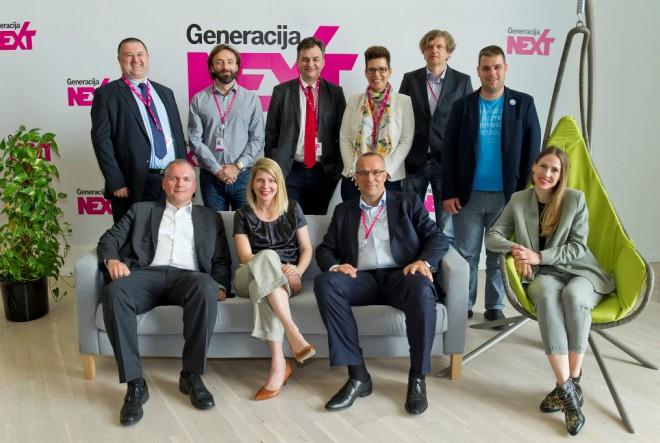 """""""Generacija Next"""" za IoT digitalne inovacije i znanstvene projekte"""