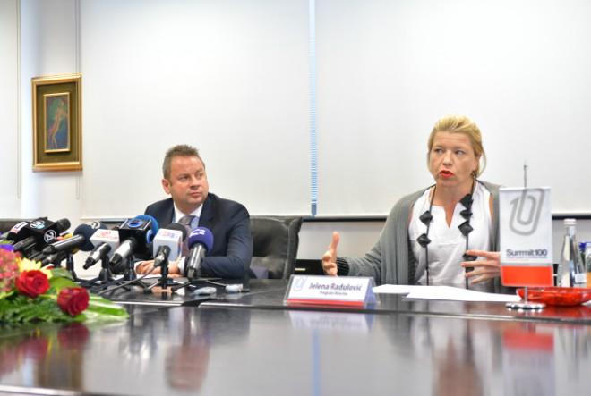 Summit100 poslovnih lidera jugoistočne Europe
