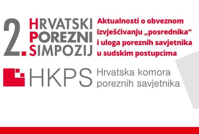 Drugi hrvatski porezni simpozij: Novo administrativno opterećenje poreznih obveznika