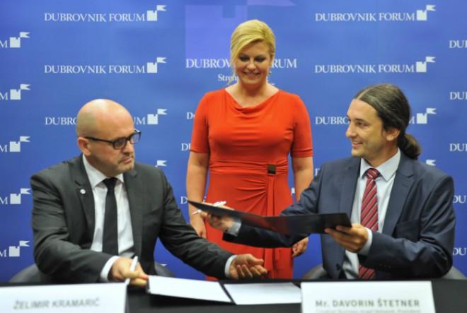 Hrvatska gospodarska komora i CRANE potpisali sporazum o suradnji