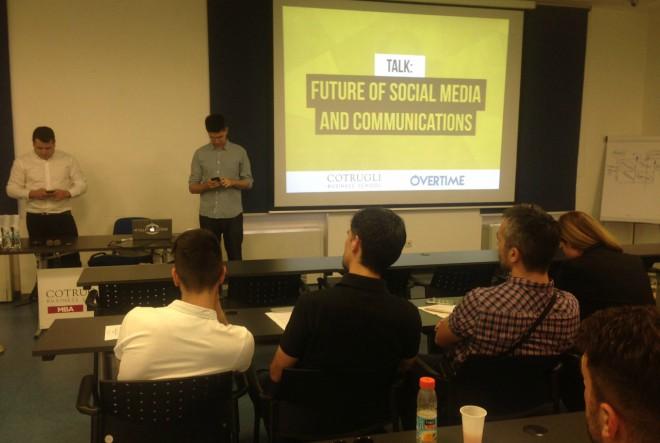 Budućnost društvenih mreža i komunikacije