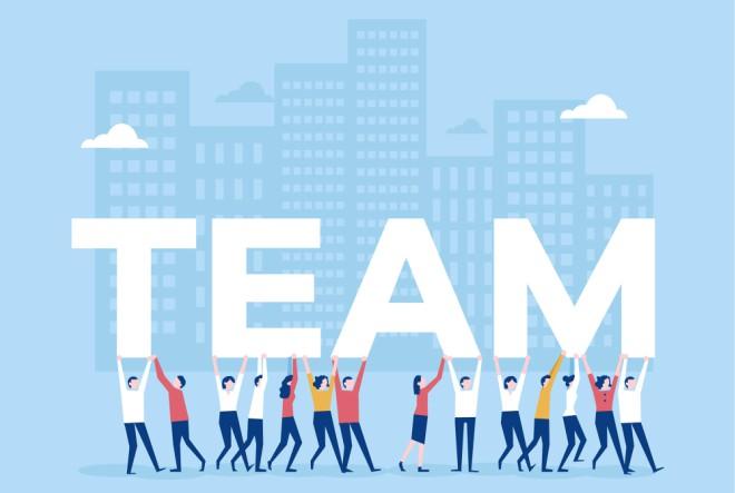 Izgradite uspješan tim