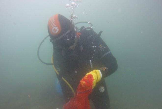 Pogledajte što je Udruga Green Sail pronašla u akciji čišćenja u Krilu Jesenice