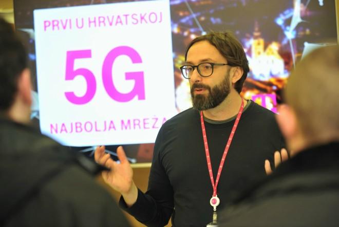 Hrvatski Telekom prvi u Hrvatskoj kreće s pilotiranjem 5G mreže