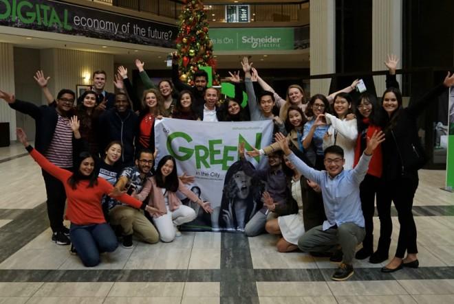 Schneider Electric pokrenuo natjecanje Go Green in the City 2019.