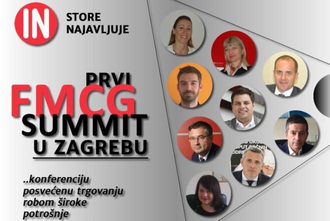 Prvi FMCG SUMMIT u Zagrebu