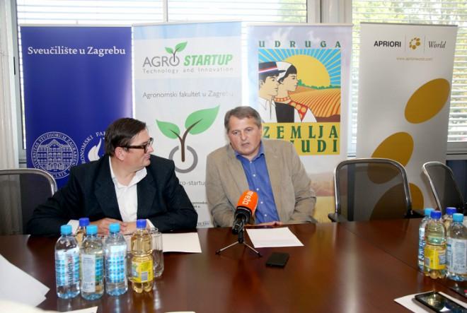 """""""Agro Startup""""- investicijska inovacija od milijun kuna"""