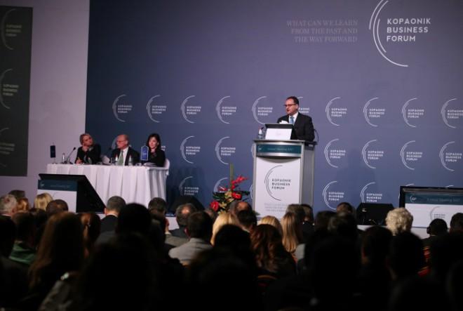 Eminentna imena svjetske ekonomije na Kopaonik biznis forumu