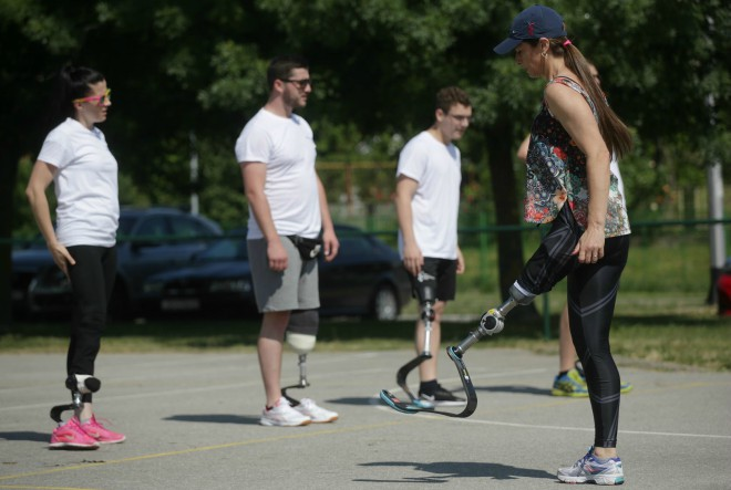 Trkači poklanjaju kilometre za proteze djeci s amputacijom donjih ekstremiteta i njihove prve trkaće korake
