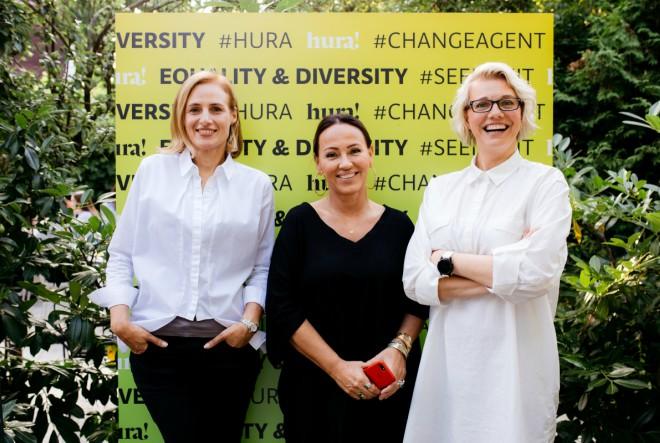 Pokretanjem teme Equality & Diversity, HURA otvorila novo poglavlje