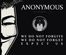 Cyber rat: Anonymousi hakirali web Karlovačke banke