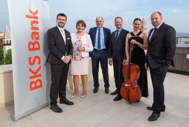 Nova poslovnica BKS Bank u Splitu