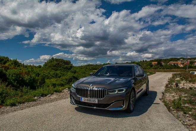 U šoltanskom dvorcu Martinis Marchi izloženi impresivni BMW modeli