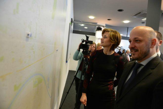 Otvoren Plavi ured – prvi zagrebački poduzetnički centar