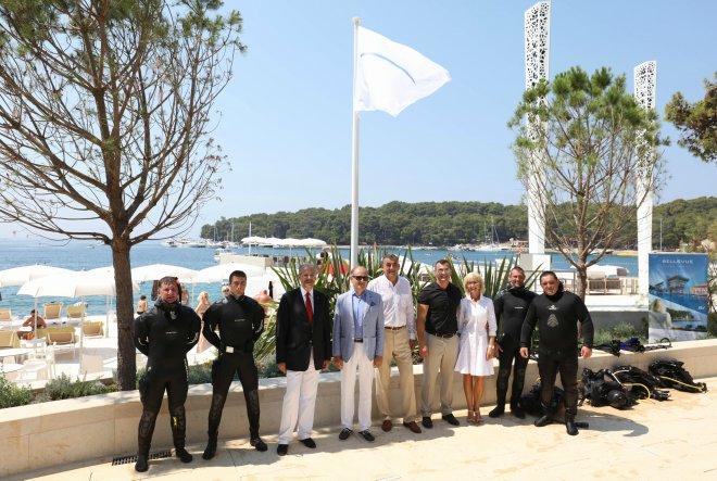 Lošinjski Bellevue dobio Bijelu zastavu