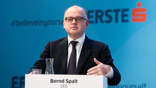 Bernd Spalt_Foto Erste Group