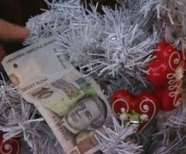 Božićnica i darovi za djecu