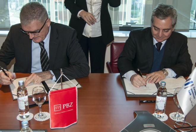 PBZ i EIB – Ugovor o kreditu u iznosu 60 milijuna eura