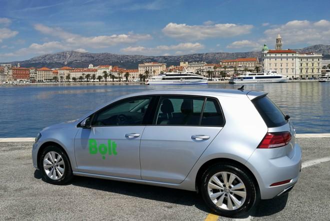 Bolt od danas dostupan u Splitu i Dubrovniku