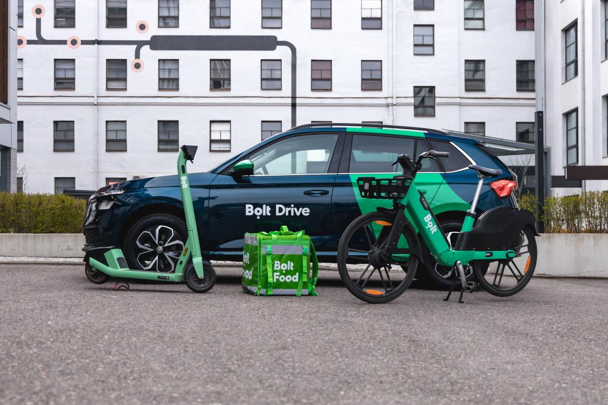 Predstavljena usluga dijeljenih automobila Bolt Drive
