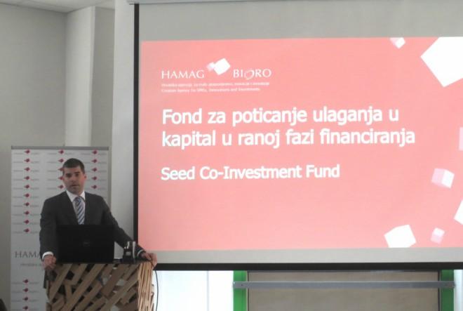 Fond za poticanje ulaganja u kapital u ranoj fazi financiranja
