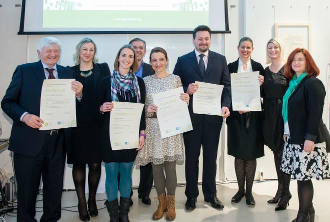 Dodijeljena posebna priznanja za zelene projekte u graditeljstvu