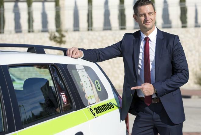 Cammeo prestao koristit taksimetar