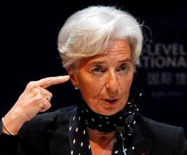 Christine Lagarde: Prognoza rasta svjetskog gospodarstva znatno niža