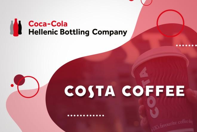Coca-Cola HBC sljedeće godine uvodi Costa Coffee na novih 10 tržišta