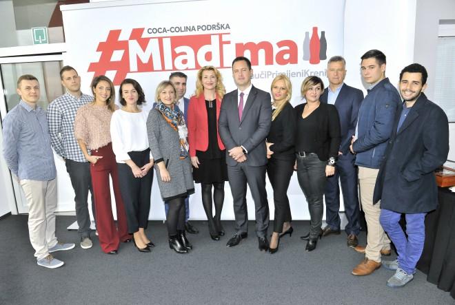 Prijave za program Coca-Colina podrška mladima završavaju 9. studenoga