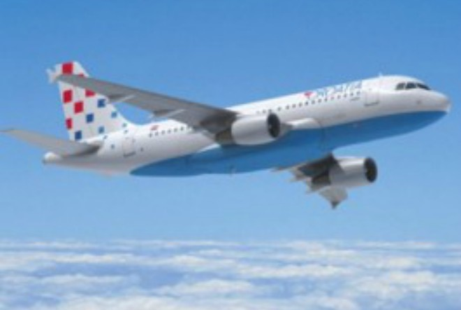 Croatia Airlines u TOP 10 kompanija po kvaliteti usluge