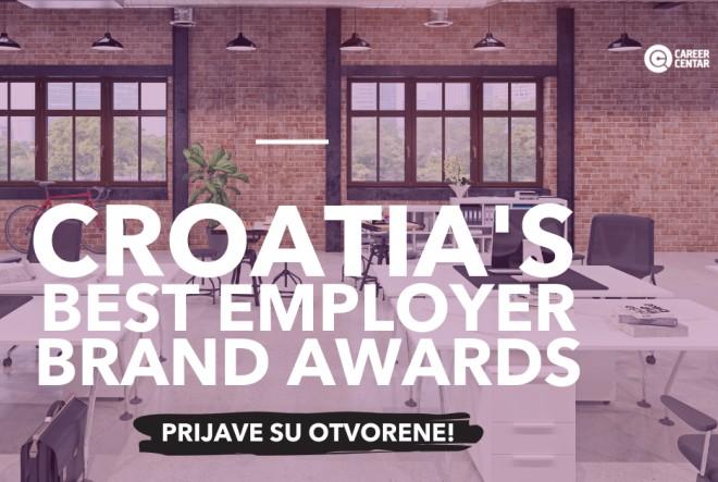 Croatia's Best Employer Brand Awards: prva nagrada u Hrvatskoj za najbolje HR kampanje