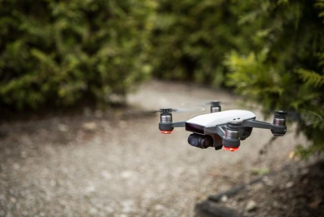 DJI dron tehnologija budućnosti danas