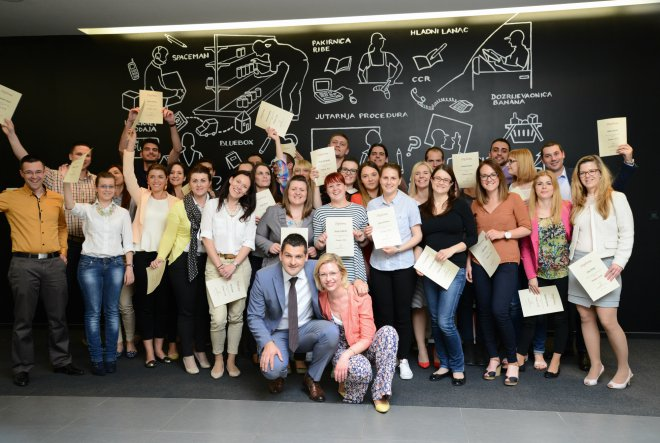 Završena prva Futura A akademija Agrokorovih zaposlenika