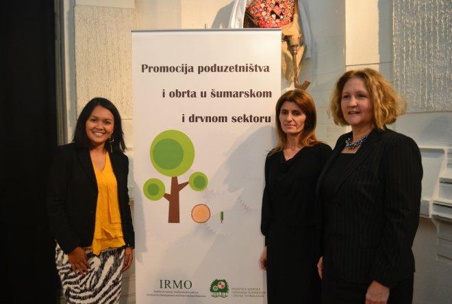 Predstavljen EU projekt koji potiče samozapošljavanje u šumarskom i drvnom sektoru