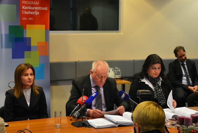 Pokretanjem novog financijskog instrumenta očekuje se realizacija kredita za poduzetnike u vrijednosti od 220 milijuna eura