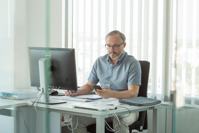 Damir Sabol – finalist za Komunikatora godine