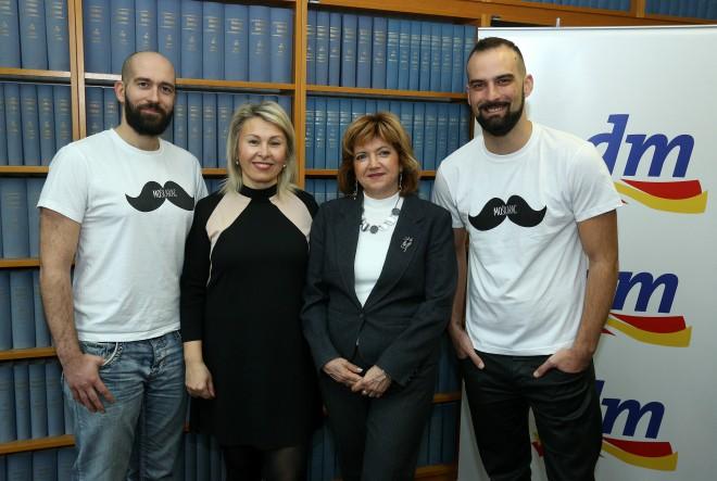 Donacija dm-a doprinijet će istraživanju  Instituta Ruđer Bošković