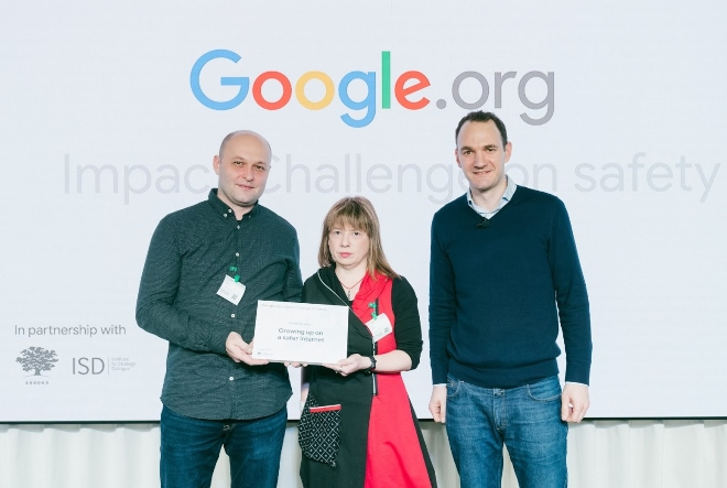 """Google podržao projekt Udruge """"Suradnici u učenju"""""""