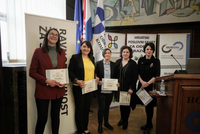 Tvrtke IKEA Hrvatska i Mastercard dodijelile potporu pet ženskih poduzetničkih inicijativa u Hrvatskoj