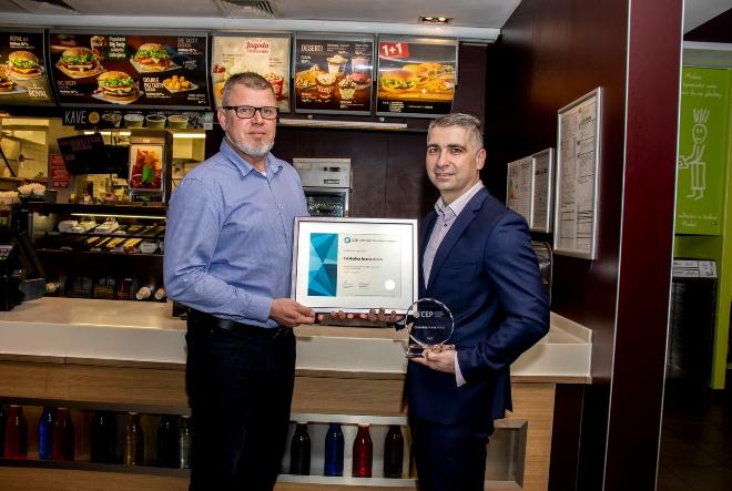 McDonald's nagrađen jer zaposlenicima omogućava da ostvare svoj potencijal