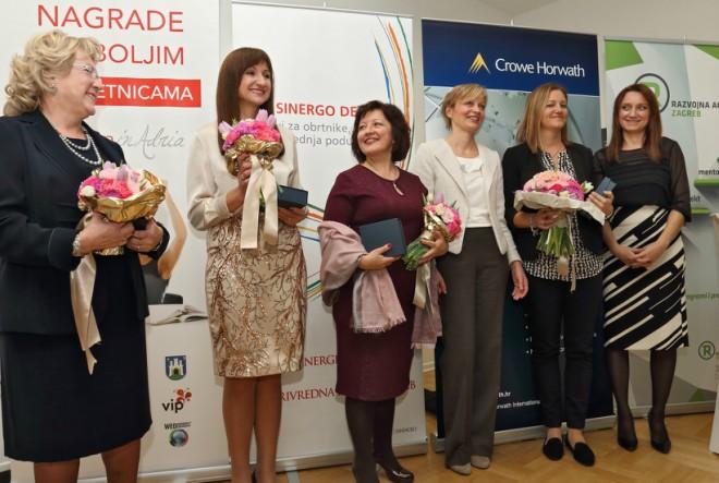 Inspirativnom poduzetnicom godine proglašena Katica Hauptfeld