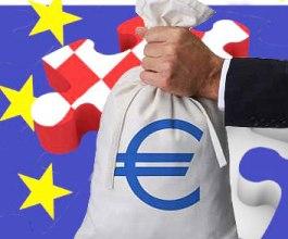Evo kako i na što će se trošiti novac iz strukturnih fondova ulaskom Hrvatske u EU