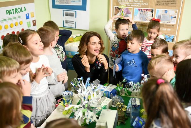 Tetra Pak® educirao više od 43 000 djece o recikliranju u sklopu projekta Eko-paket