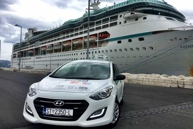 Eko taxi stiže na ulice Splita