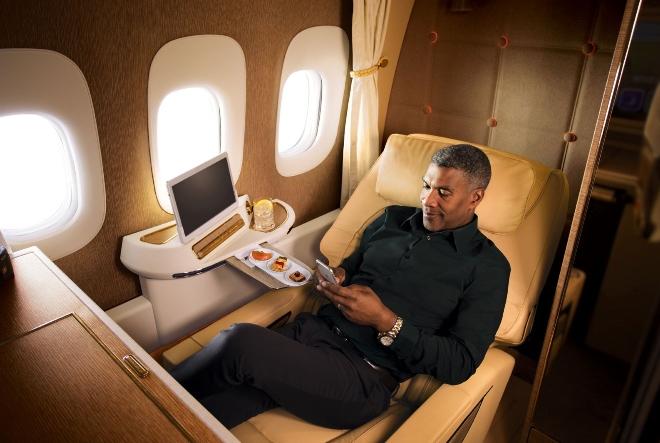 Emirates četvrti put zaredom osvojio nagradu Tripadvisora za najbolju uslugu u prvoj klasi