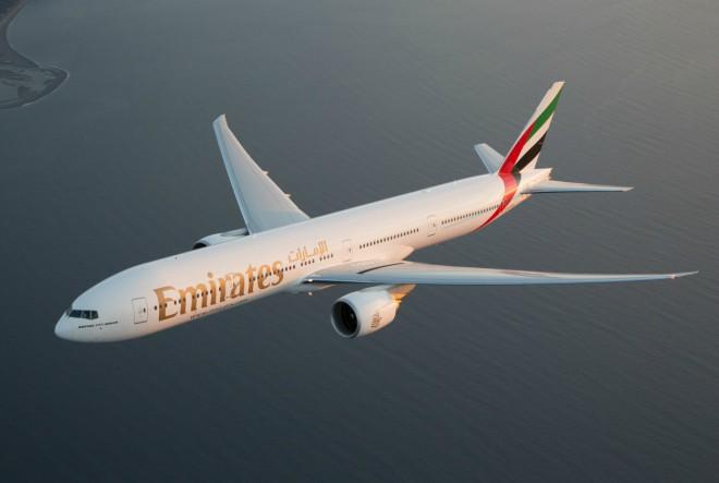 Emirates uvodi najnoviji zrakoplov tipa Boeing 777-300ER do Maldiva