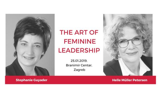 """Drugo izdanje konferencije """"The Art of Feminine Leadership"""" krajem siječnja u Zagrebu"""