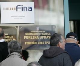 U Hrvatskoj je blokirano 67.384 poslovnih subjekata s 56.606 zaposlenih